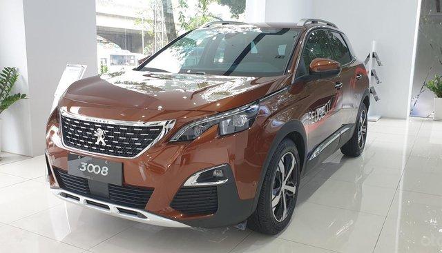 Miền Bắc - Peugeot 3008 - ưu đãi nhất trong năm + Tặng phụ kiện + bảo hành 5 năm