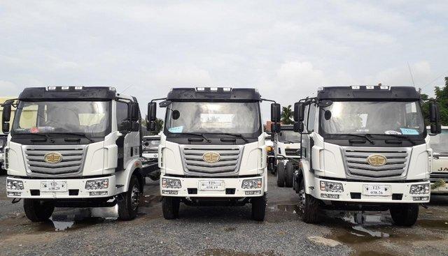 Xe tải FAW 8 tấn thùng dài 9.7m giá rẻ đời 2019 nhập khẩu