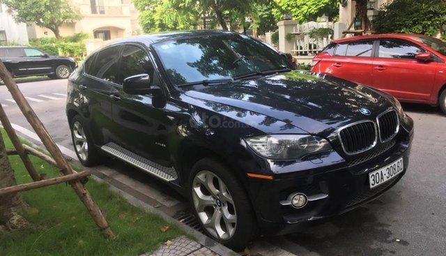 Bán BMW X5 2008, màu đen, xe nhập còn mới