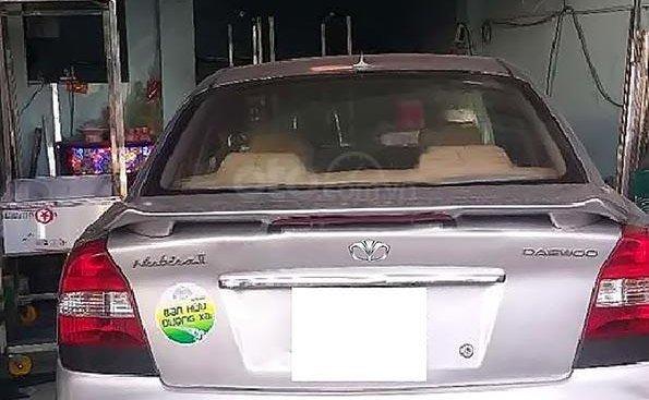Bán Daewoo Nubira II 1.6 đời 2003, màu bạc, giá chỉ 89 triệu