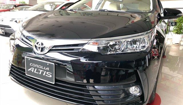 Bán gắp Toyota Altis, giảm ngay 40 triệu khi mua xe, vây trả góp đơn giản