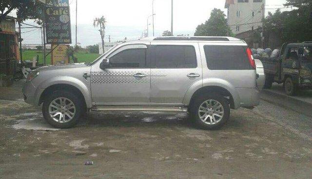 Bán Ford Everest đời 2015, xe gia đình đang sử dụng
