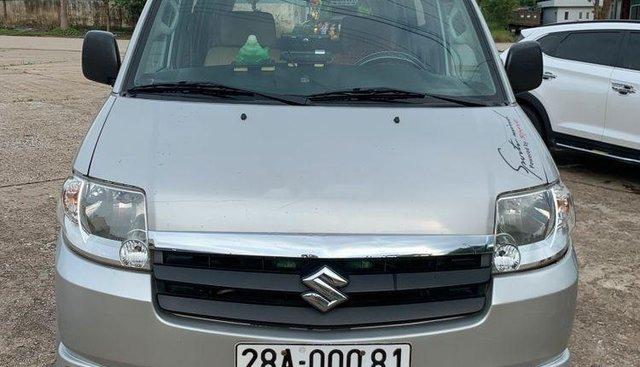 Bán Suzuki APV sản xuất 2011, màu bạc, xe gia đình