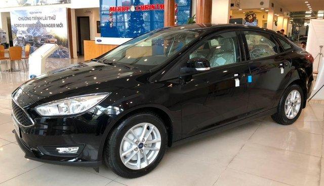 Cần bán Ford Focus năm sản xuất 2019, màu đen
