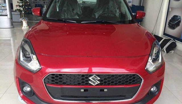 Bán Suzuki Swift 2019, màu đỏ, xe nhập, 549tr