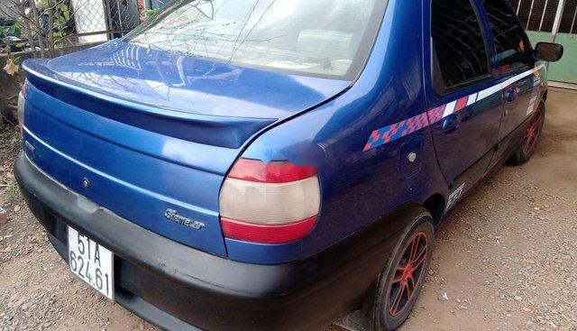 Bán Fiat Siena năm sản xuất 2001, màu xanh lam
