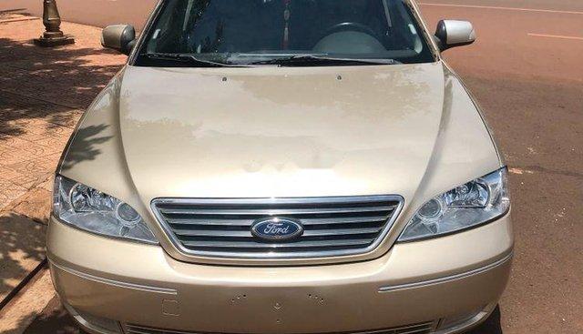 Cần bán Ford Mondeo 2003, màu vàng, giá tốt