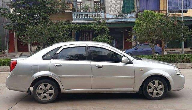 Bán lại xe Daewoo Lacetti 2004, màu bạc, nhập khẩu