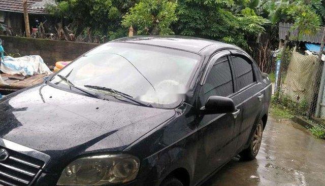 Bán Daewoo Gentra đời 2010, màu đen, giá chỉ 160 triệu