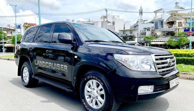Land Cruiser nhập Mỹ, ĐK 2010, form mới, full đồ chơi đề star/stop, hai cầu điện tử