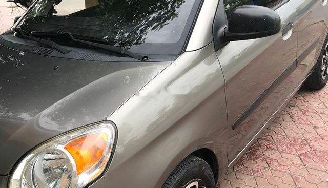Cần bán lại xe Kia Morning AT đời 2010, xe nhập