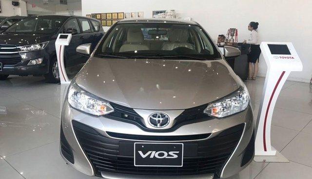 Bán Toyota Vios 2019, mẫu mới hoàn toàn