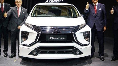 Bán Mitsubishi Xpander 1.5 MT đời 2019, màu trắng