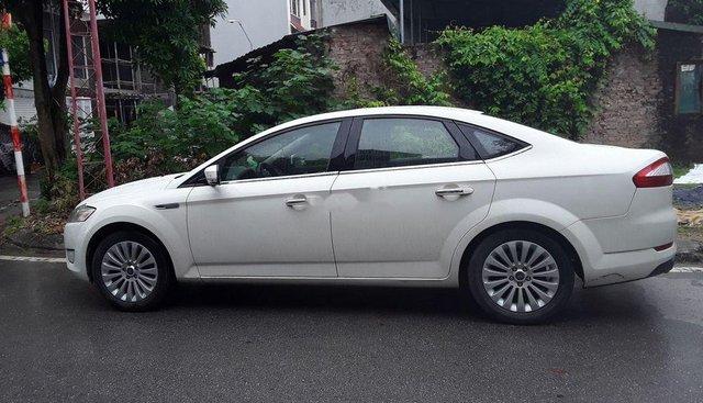Xe Ford Mondeo năm sản xuất 2009, màu trắng, nhập khẩu