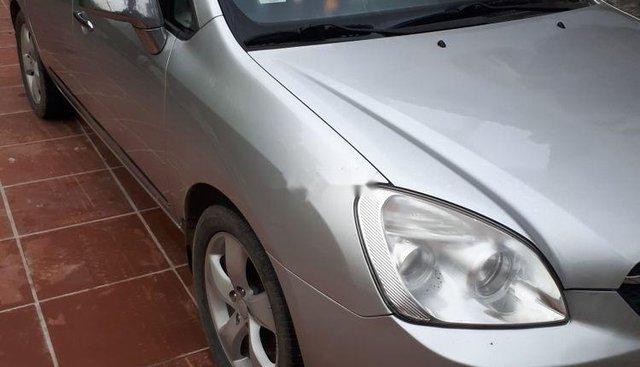 Bán Kia Carens 2.0AT đời 2009, màu bạc, xe nhập