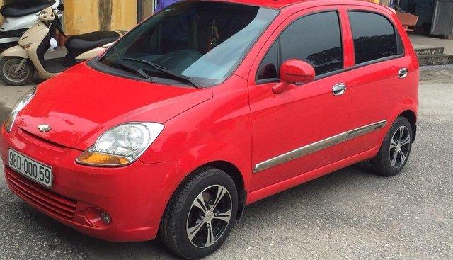 Bán Chevrolet Spark Van năm sản xuất 2011, màu đỏ, nhập khẩu, đồ full