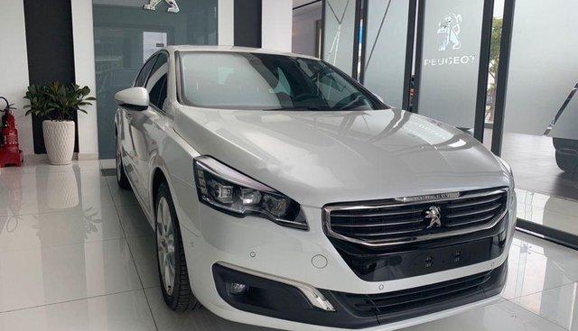 Cần bán xe Peugeot 508 đời 2015, màu trắng, nhập khẩu