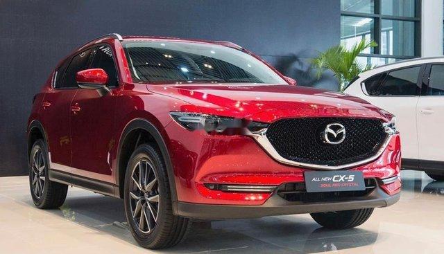 Cần bán Mazda CX 5 năm sản xuất 2019, màu đỏ sang trọng