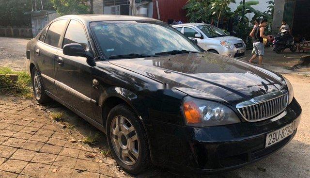 Cần bán lại xe Daewoo Magnus đời 2005, màu đen như mới