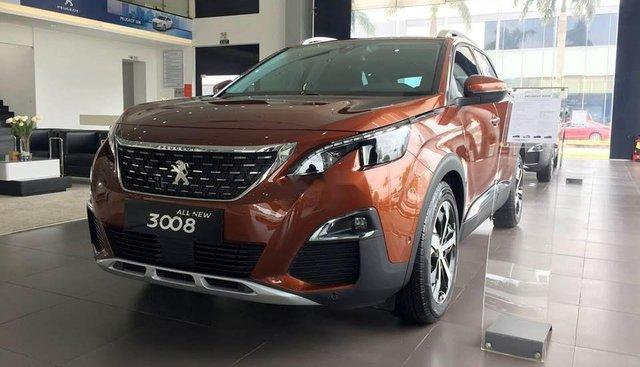Bán xe Peugeot 3008 sản xuất 2019, nhập khẩu
