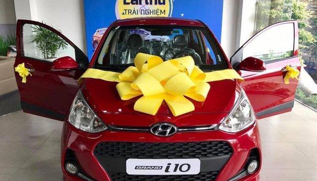 Chỉ 120tr giao ngay xe Hyundai Grand I10 full màu, NH hỗ trợ 80%