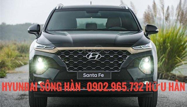 Giá xe Hyundai Santa Fe 2019 Đà Nẵng, khuyến mãi cực hấp dẫn, LH : 0902.965.732 Hữu Hân
