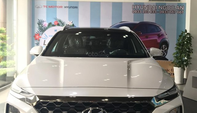 Với 390tr giao ngay Hyundai Santafe full màu, hỗ trợ vay NH tối đa 80%