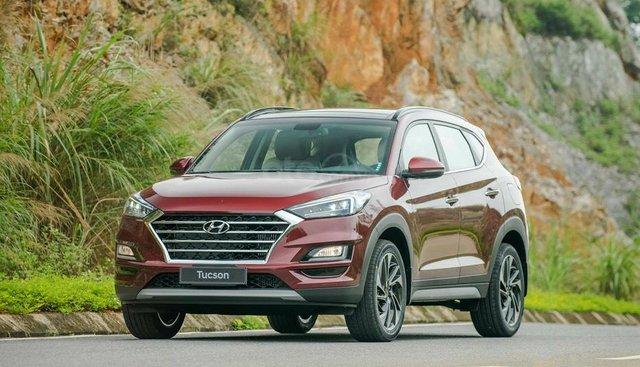 Hyundai Bình Dương bán Tucson 2019, giao ngay giá tốt. LH: 0972800792
