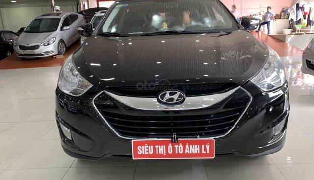 Bán xe Hyundai Tucson 2.0AT sản xuất năm 2012, màu đen, nhập khẩu