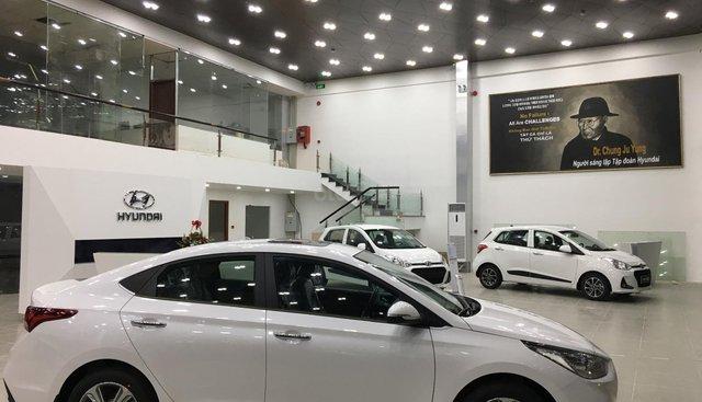 Bán Hyundai Accent AT 2019 tại Bình Dương, có trả góp, khuyến mãi lớn