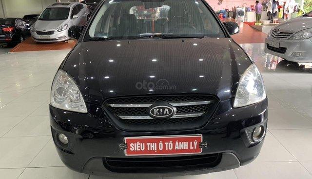 Cần bán xe Kia Carens 2.0MT sản xuất 2009, màu đen, 280 triệu