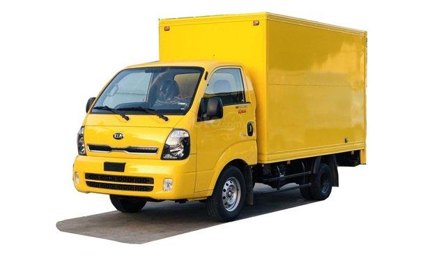 Bán xe tải Kia Trường Hải 1.4T và 1.9T, thùng dài 3.2m, xe mới 2019 có sẵn