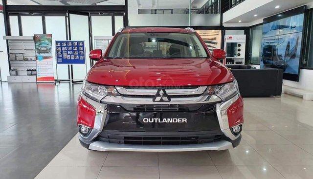 Mitsubishi Outlander 2019 màu đỏ, giá 808.000.000đ. Sđt: 0931 590 133 tại Hải Dương