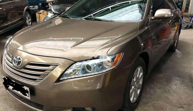 Bán Toyota Camry sản xuất năm 2009, màu nâu, nhập khẩu