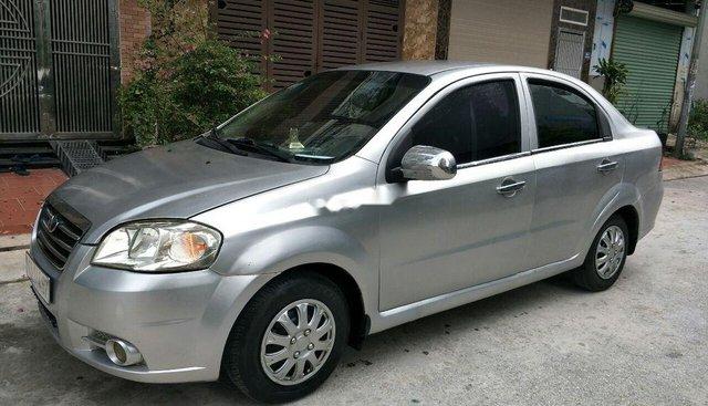 Bán Daewoo Gentra đời 2007, màu bạc, đi rất giữ gìn bảo dưỡng định kì tại hãng