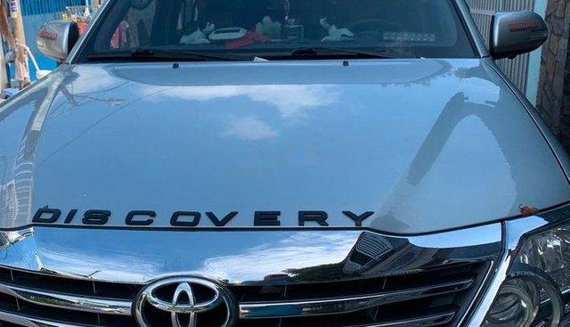 Bán Toyota Fortuner đời 2012, màu bạc, bảo hiểm hai chiều đầy đủ