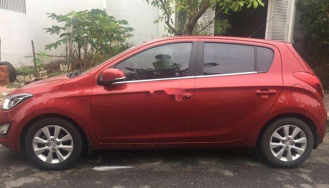 Bán Hyundai i20 sản xuất năm 2013, đăng ký cuối 2013, màu đỏ, nhập khẩu, 350 triệu