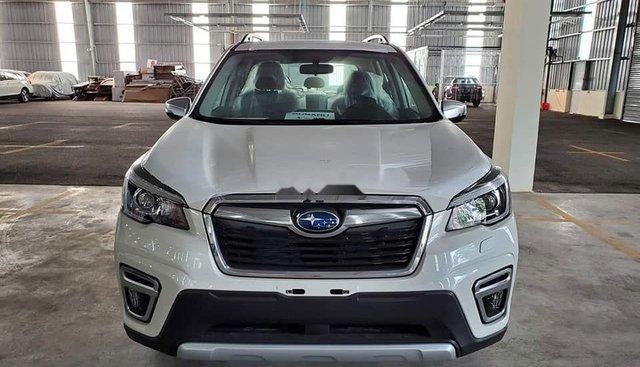 Cần bán xe Subaru Forester năm sản xuất 2019, màu trắng, xe nhập