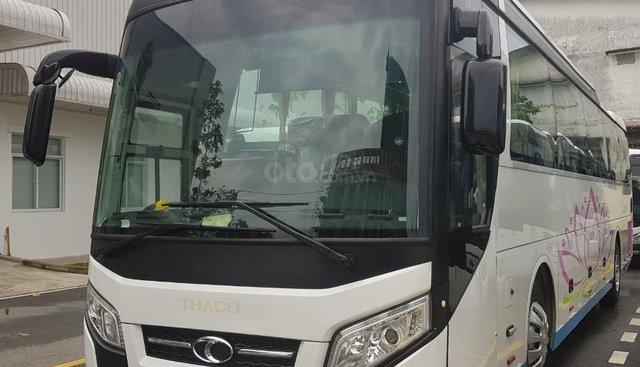 Thaco TB120S 336PS 45C 2019/ Động cơ 336PS /  Thaco Universe 45 chỗ 2019/trả góp 70% - LH 0938 900 84