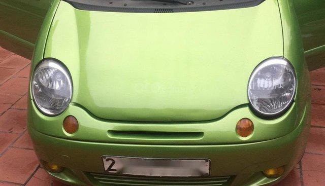 Cần bán xe Daewoo Matiz sản xuất năm 2006, giá cực tốt