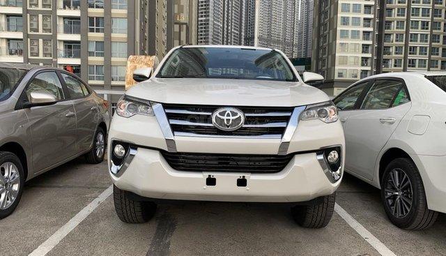 Toyota Tân Cảng bán Fortuner 2019 máy dầu số tự động-ưu đãi lớn nhất năm-trả góp trọn gói với 300 tr-LH 0901923399