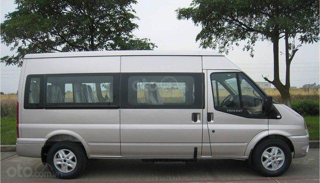 Bán Ford Transit Limited SVP 2019, giá cực ưu đãi