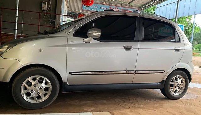 Bán Daewoo Matiz 2009, màu bạc, nhập khẩu, máy lạnh rất lạnh