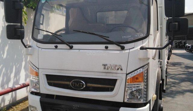 Bán xe tải Tata 3t5 thùng 4m3