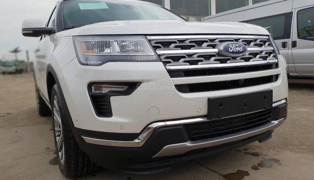 Bán Ford Explorer 2018, nhập khẩu, giá tốt nhất thị trường