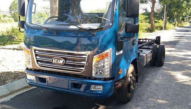 Bán xe tải 3,5 tấn thùng lọt lòng 4m88 Veam VPT350 sản xuất 2019, máy Isuzu