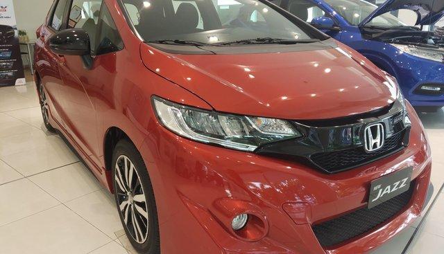 Chỉ 122tr, sở hữu Honda Jazz 2019 nhập khẩu/Khuyến mãi TM+BHVC+PK