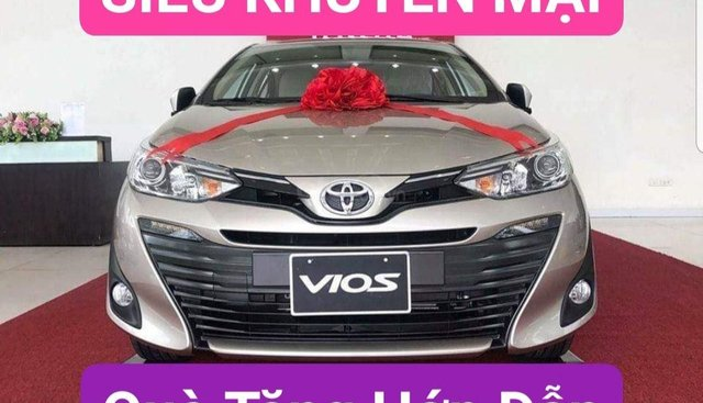 Toyota Thái Hòa Từ Liêm - Bán Vios G 2019 giá cực tốt, nhiều quà tặng - LH: 0975.882.169