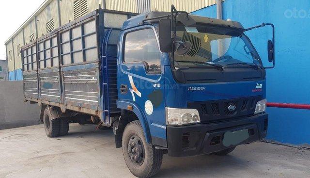 Cần bán lại xe Veam VT750 đời 2016, màu xanh lam