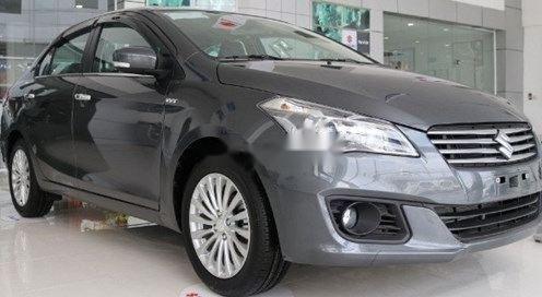 Bán xe Suzuki Ciaz đời 2019, màu xám, xe nhập